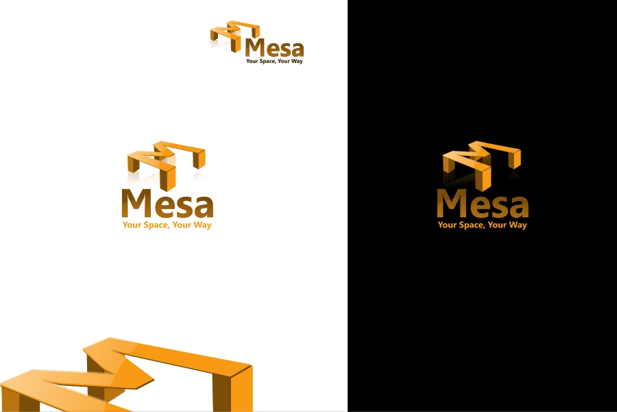 Logo Design by Private User - Entry No. 1 in the Logo Design Contest Logo Design for Mesa.