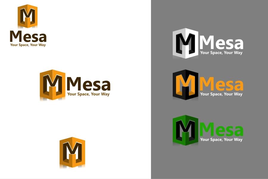 Logo Design by Private User - Entry No. 4 in the Logo Design Contest Logo Design for Mesa.