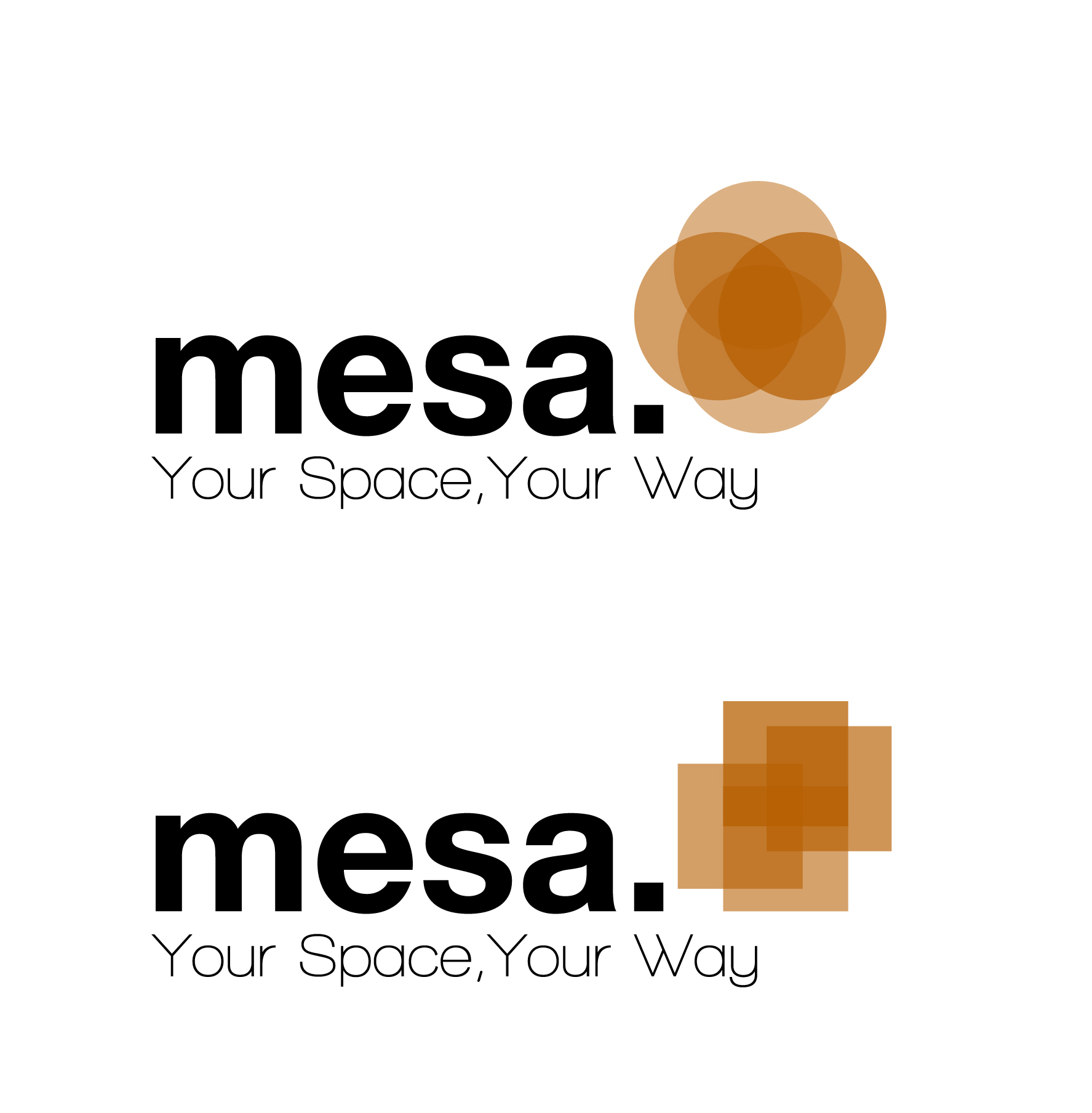 Logo Design by Lama Creative - Entry No. 5 in the Logo Design Contest Logo Design for Mesa.