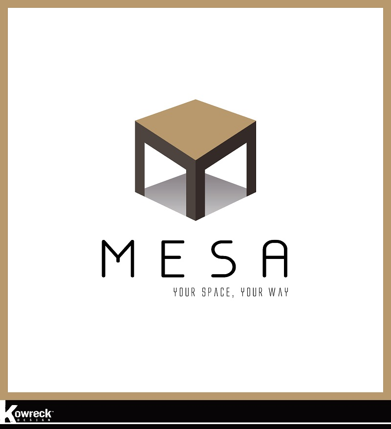 Logo Design by kowreck - Entry No. 7 in the Logo Design Contest Logo Design for Mesa.