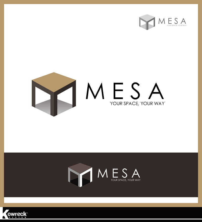 Logo Design by kowreck - Entry No. 8 in the Logo Design Contest Logo Design for Mesa.