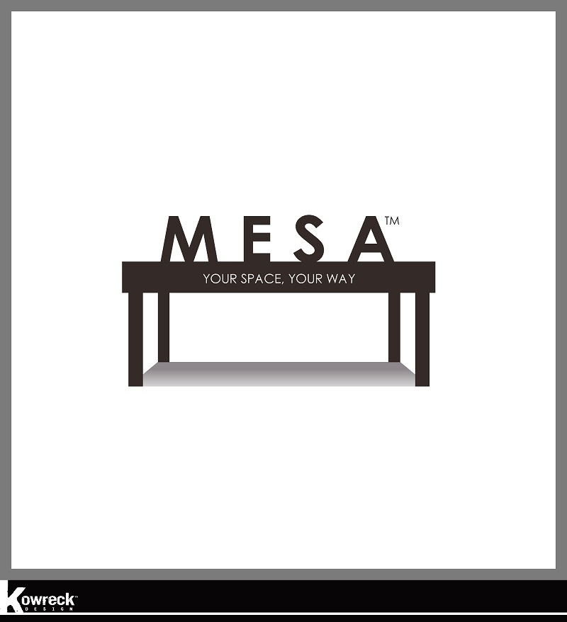 Logo Design by kowreck - Entry No. 10 in the Logo Design Contest Logo Design for Mesa.