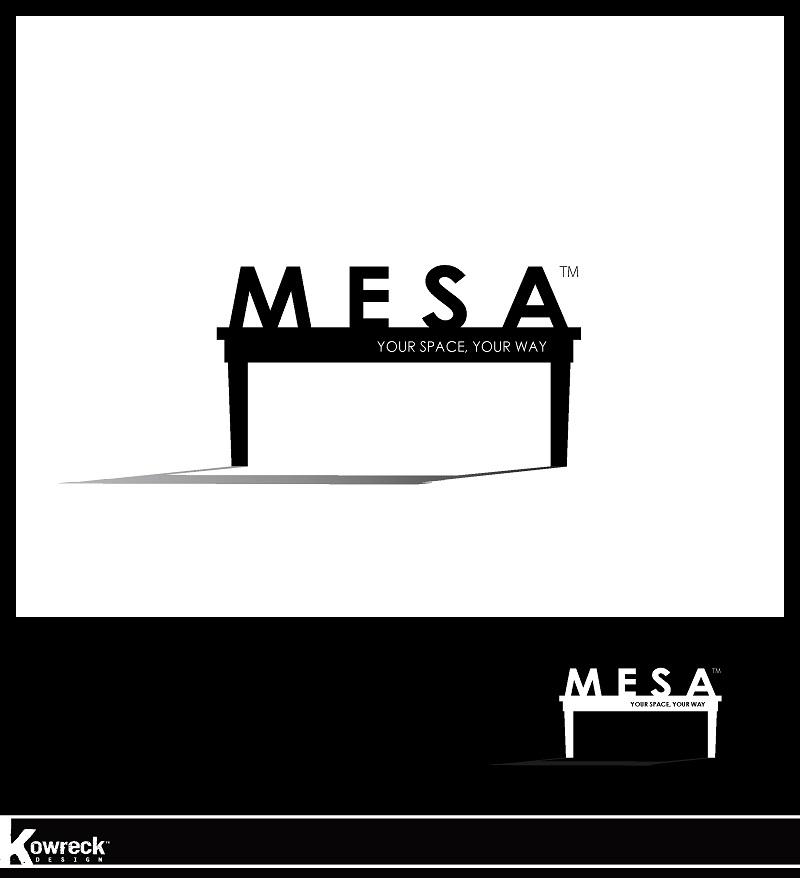 Logo Design by kowreck - Entry No. 11 in the Logo Design Contest Logo Design for Mesa.