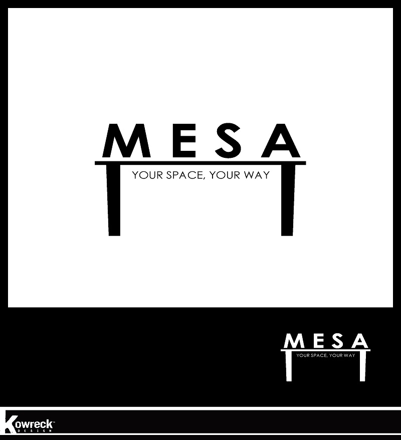 Logo Design by kowreck - Entry No. 12 in the Logo Design Contest Logo Design for Mesa.