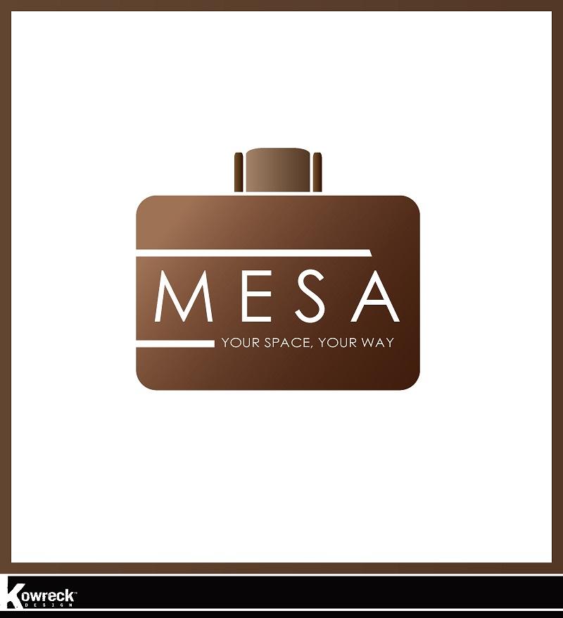 Logo Design by kowreck - Entry No. 13 in the Logo Design Contest Logo Design for Mesa.