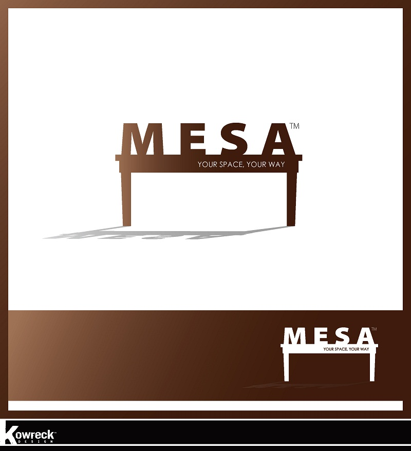 Logo Design by kowreck - Entry No. 15 in the Logo Design Contest Logo Design for Mesa.