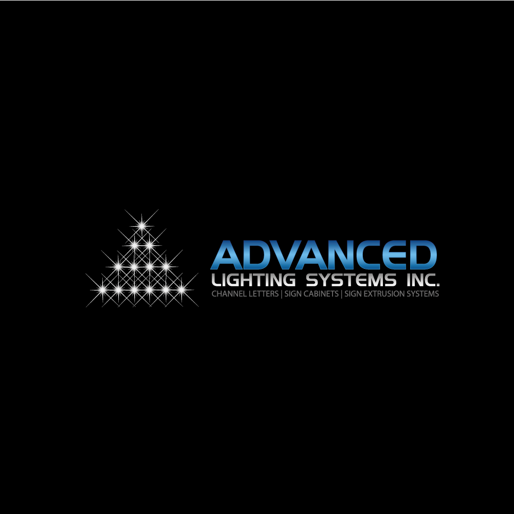Logo Design by rockin - Entry No. 119 in the Logo Design Contest New Logo Design Needed for  Company Advanced Lighting Systems Inc..