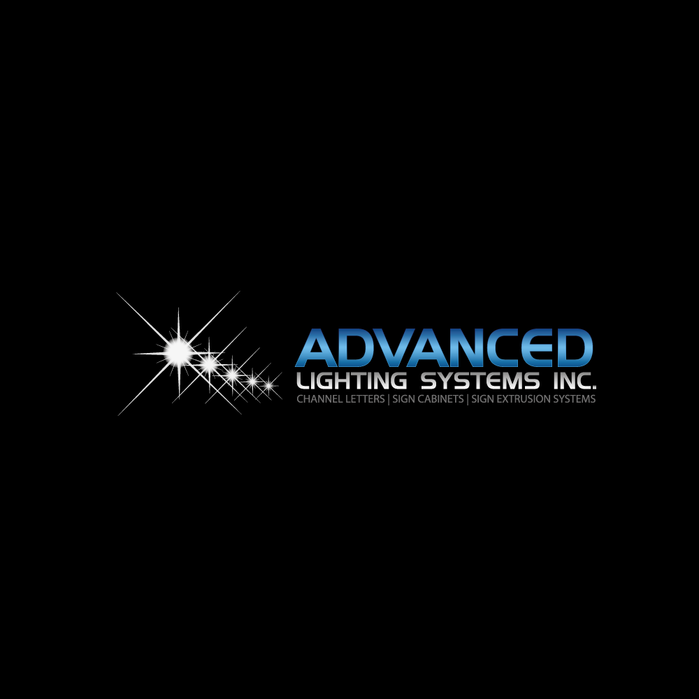 Logo Design by rockin - Entry No. 120 in the Logo Design Contest New Logo Design Needed for  Company Advanced Lighting Systems Inc..