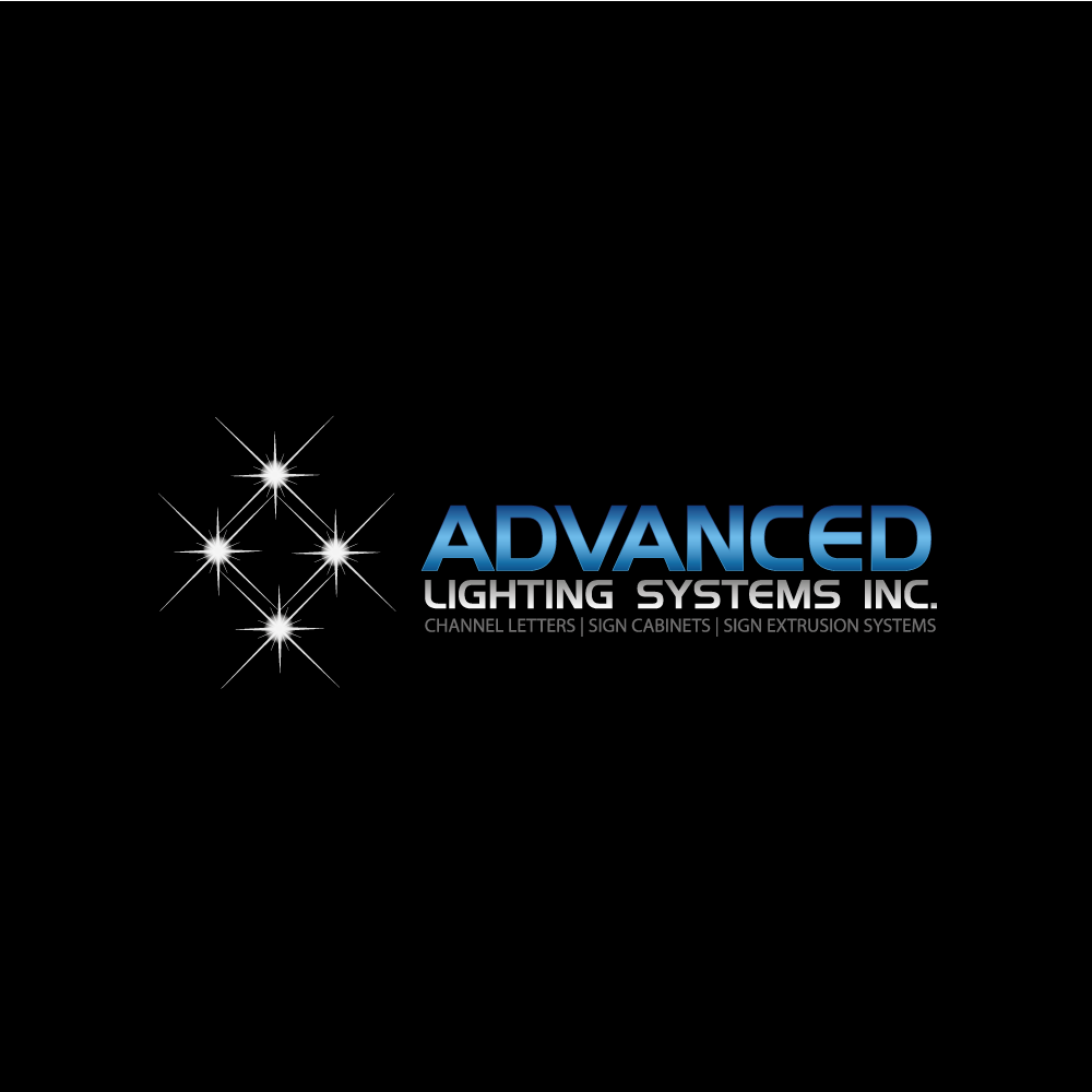 Logo Design by rockin - Entry No. 121 in the Logo Design Contest New Logo Design Needed for  Company Advanced Lighting Systems Inc..