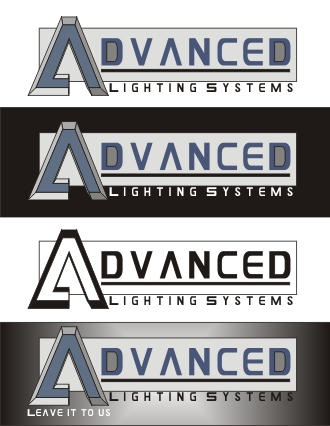Logo Design by Jack  Wegert - Entry No. 123 in the Logo Design Contest New Logo Design Needed for  Company Advanced Lighting Systems Inc..