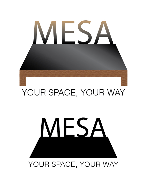 Logo Design by Crizam Santos - Entry No. 19 in the Logo Design Contest Logo Design for Mesa.