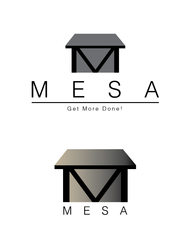 Logo Design by Crizam Santos - Entry No. 20 in the Logo Design Contest Logo Design for Mesa.