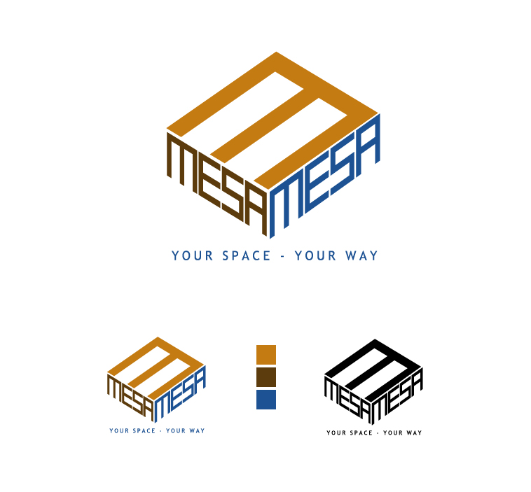 Logo Design by elmd - Entry No. 24 in the Logo Design Contest Logo Design for Mesa.