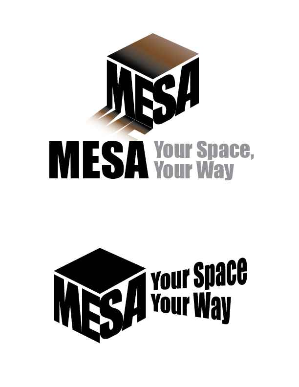 Logo Design by Crizam Santos - Entry No. 27 in the Logo Design Contest Logo Design for Mesa.