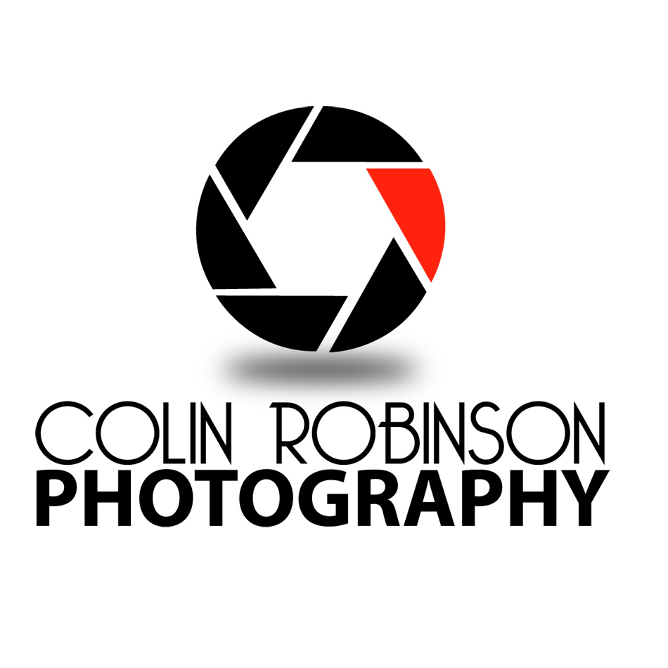 Logo Design by Mad_design - Entry No. 12 in the Logo Design Contest Colin Robinson Photography.