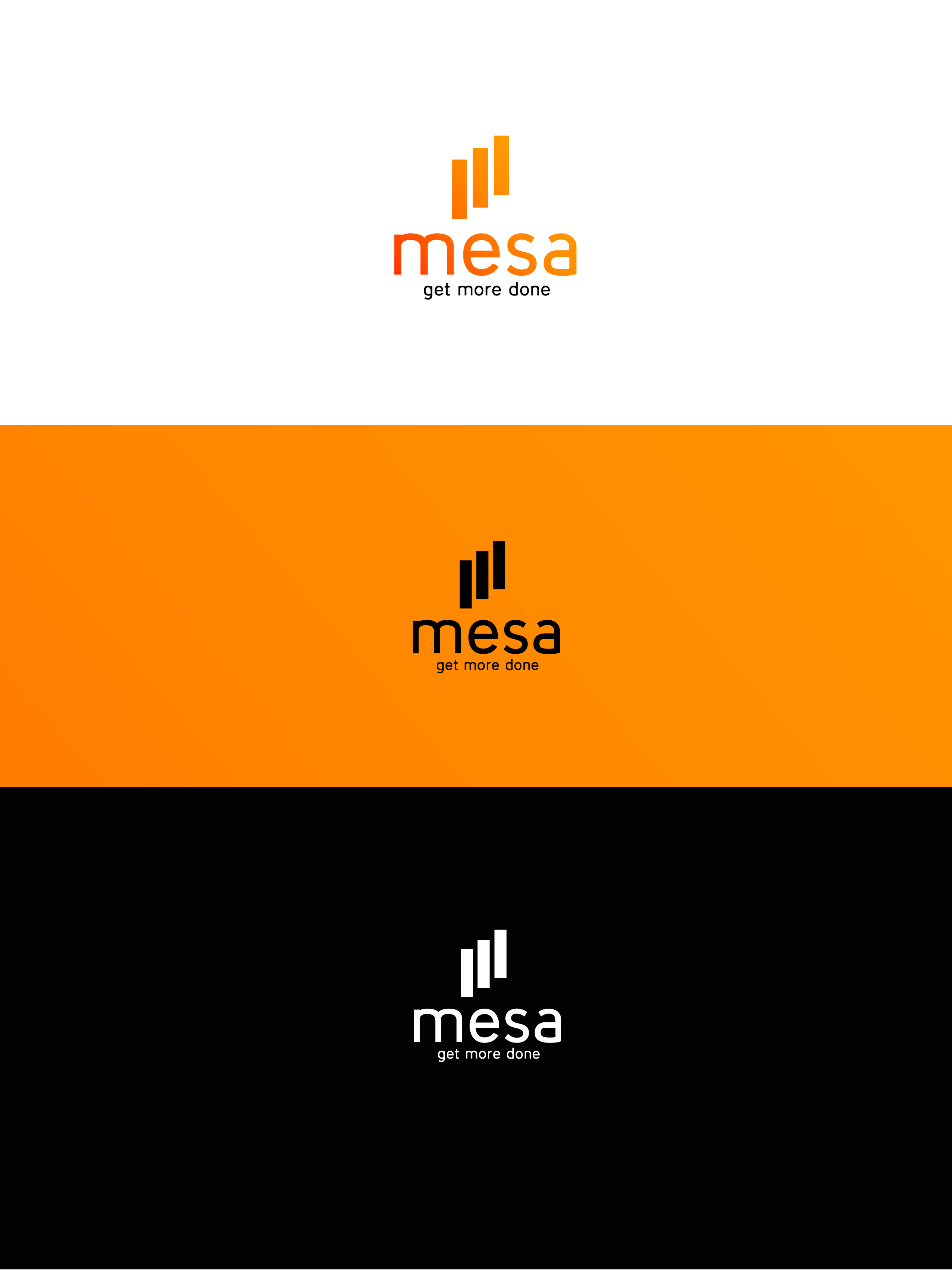 Logo Design by Osi Indra - Entry No. 33 in the Logo Design Contest Logo Design for Mesa.