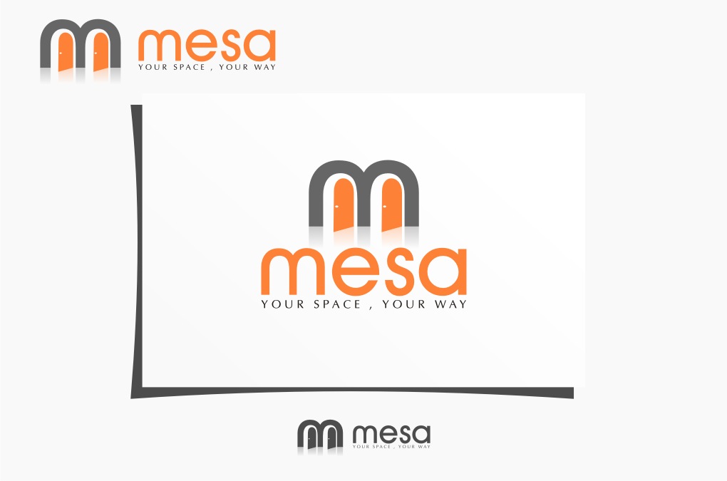 Logo Design by graphicleaf - Entry No. 35 in the Logo Design Contest Logo Design for Mesa.