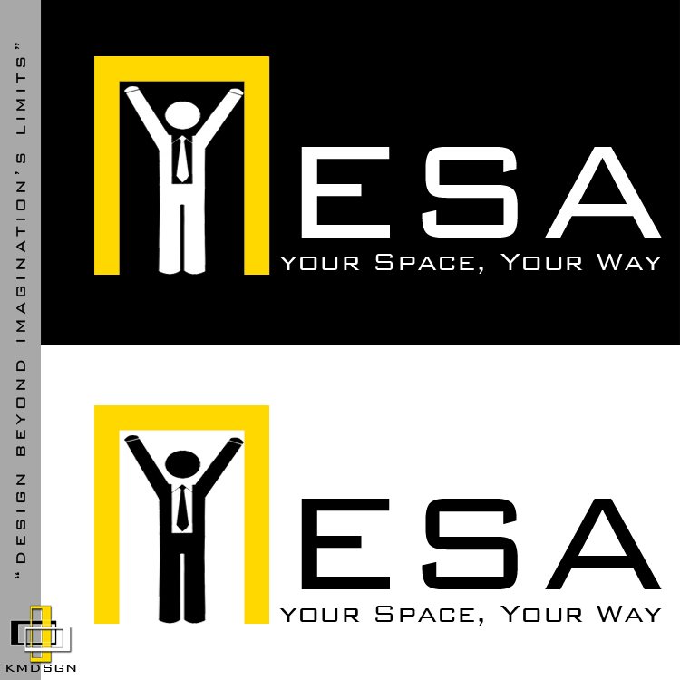 Logo Design by Karl Magno - Entry No. 38 in the Logo Design Contest Logo Design for Mesa.