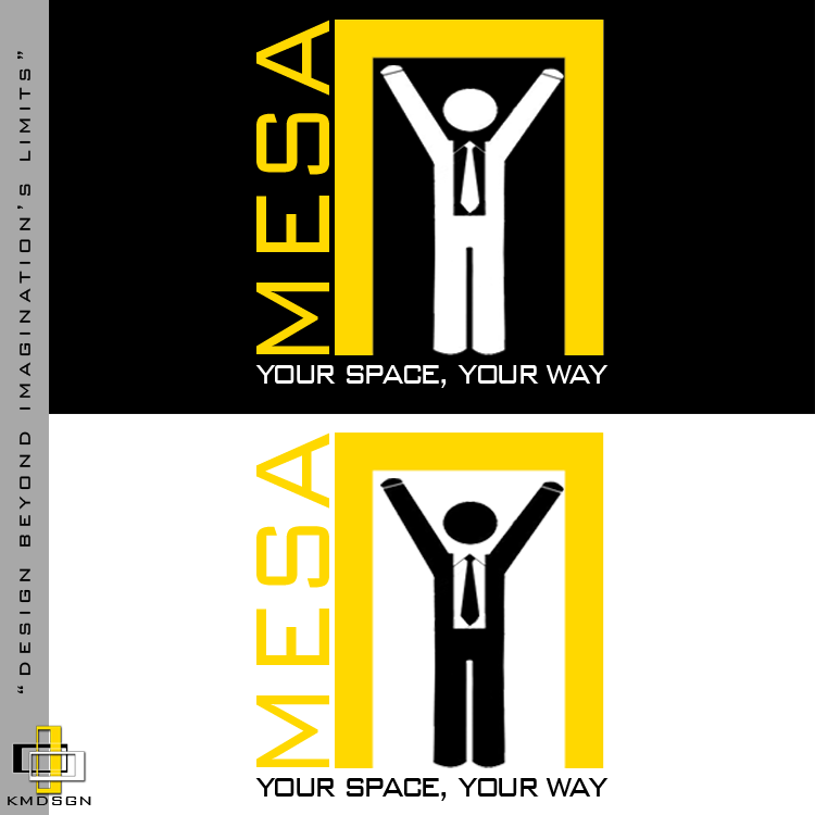 Logo Design by Karl Magno - Entry No. 39 in the Logo Design Contest Logo Design for Mesa.