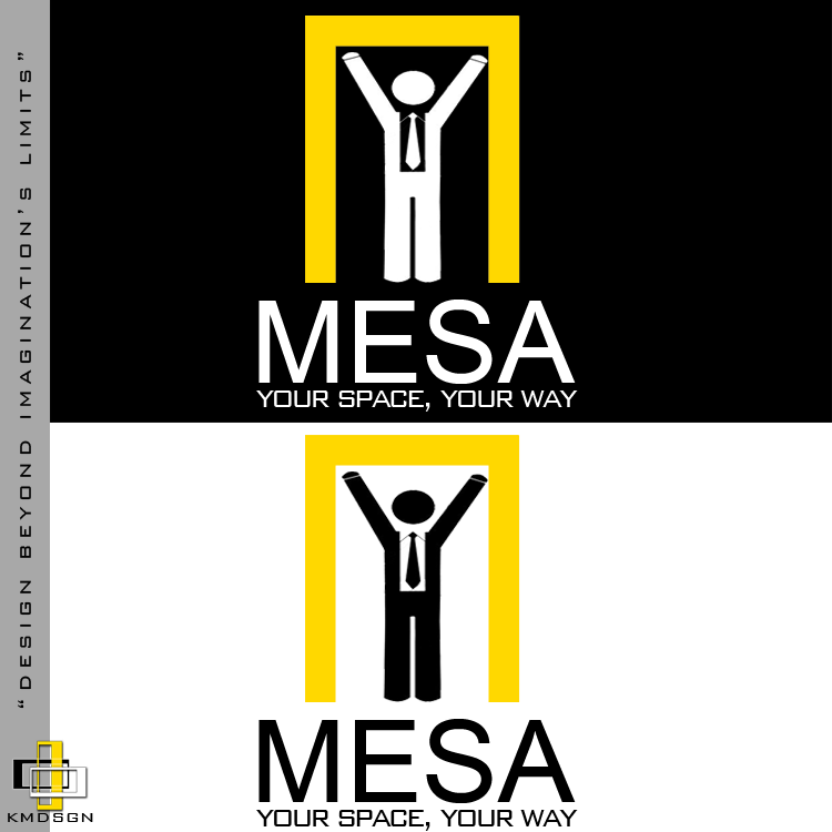 Logo Design by Karl Magno - Entry No. 40 in the Logo Design Contest Logo Design for Mesa.