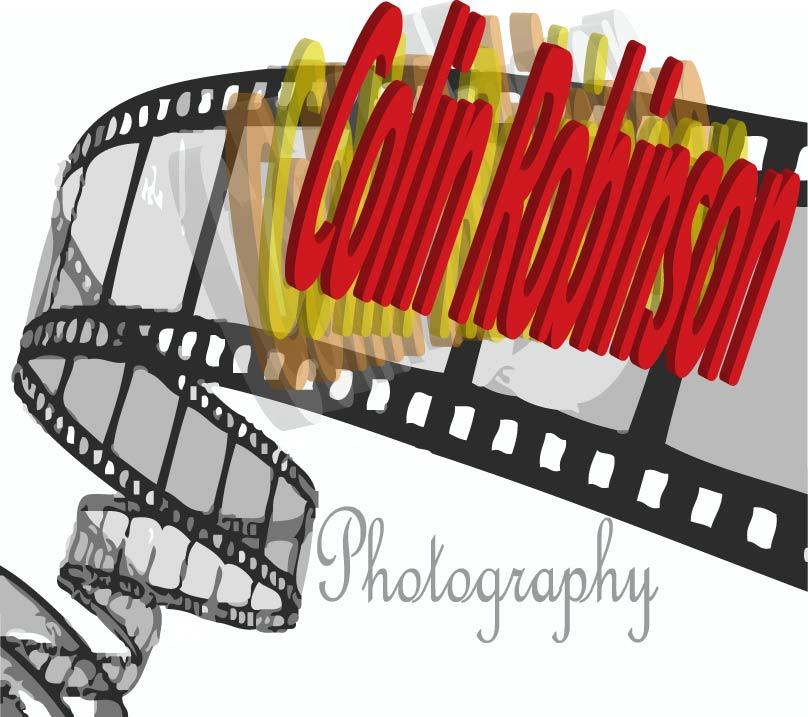 Logo Design by Saunter - Entry No. 15 in the Logo Design Contest Colin Robinson Photography.