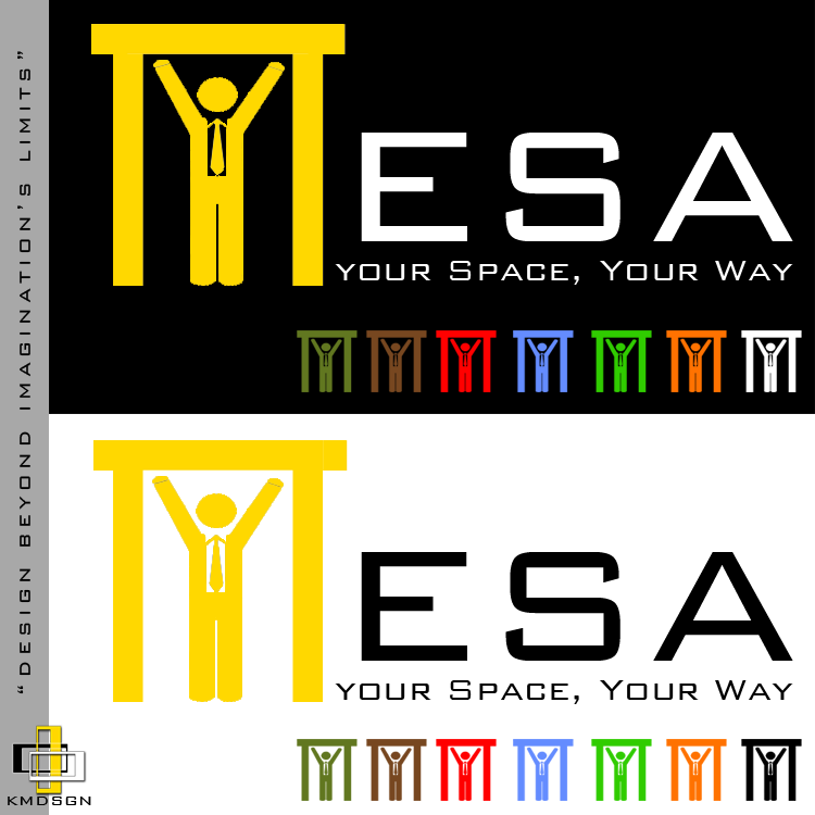 Logo Design by Karl Magno - Entry No. 41 in the Logo Design Contest Logo Design for Mesa.