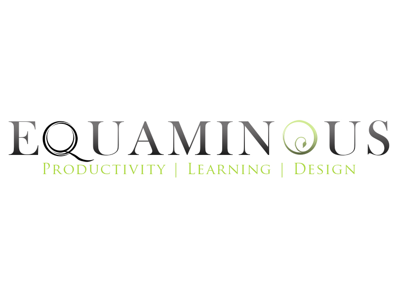 Logo Design by Mythos Designs - Entry No. 347 in the Logo Design Contest Logo Design : EQUANIMOUS : Productivity | Learning | Design.