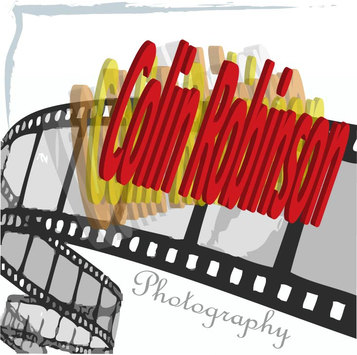 Logo Design by Saunter - Entry No. 18 in the Logo Design Contest Colin Robinson Photography.
