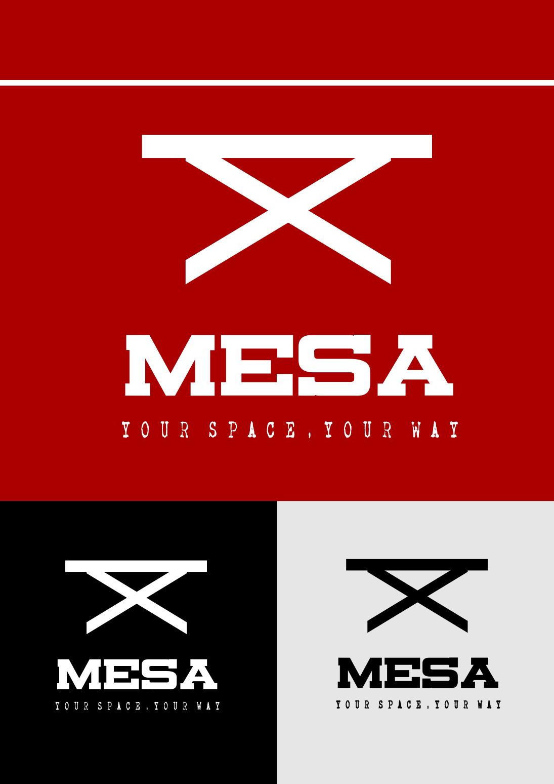 Logo Design by whoosef - Entry No. 50 in the Logo Design Contest Logo Design for Mesa.