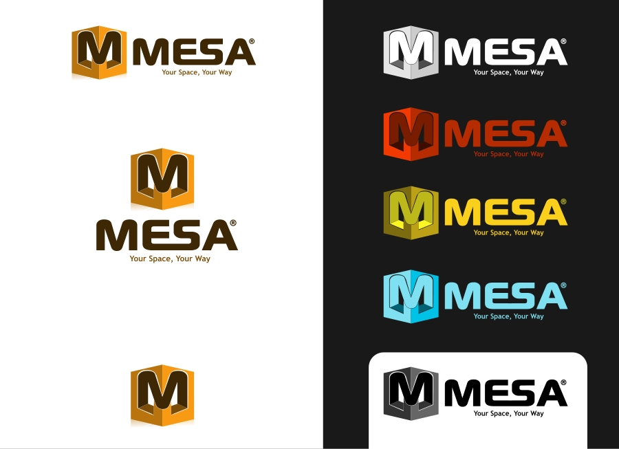 Logo Design by Private User - Entry No. 51 in the Logo Design Contest Logo Design for Mesa.