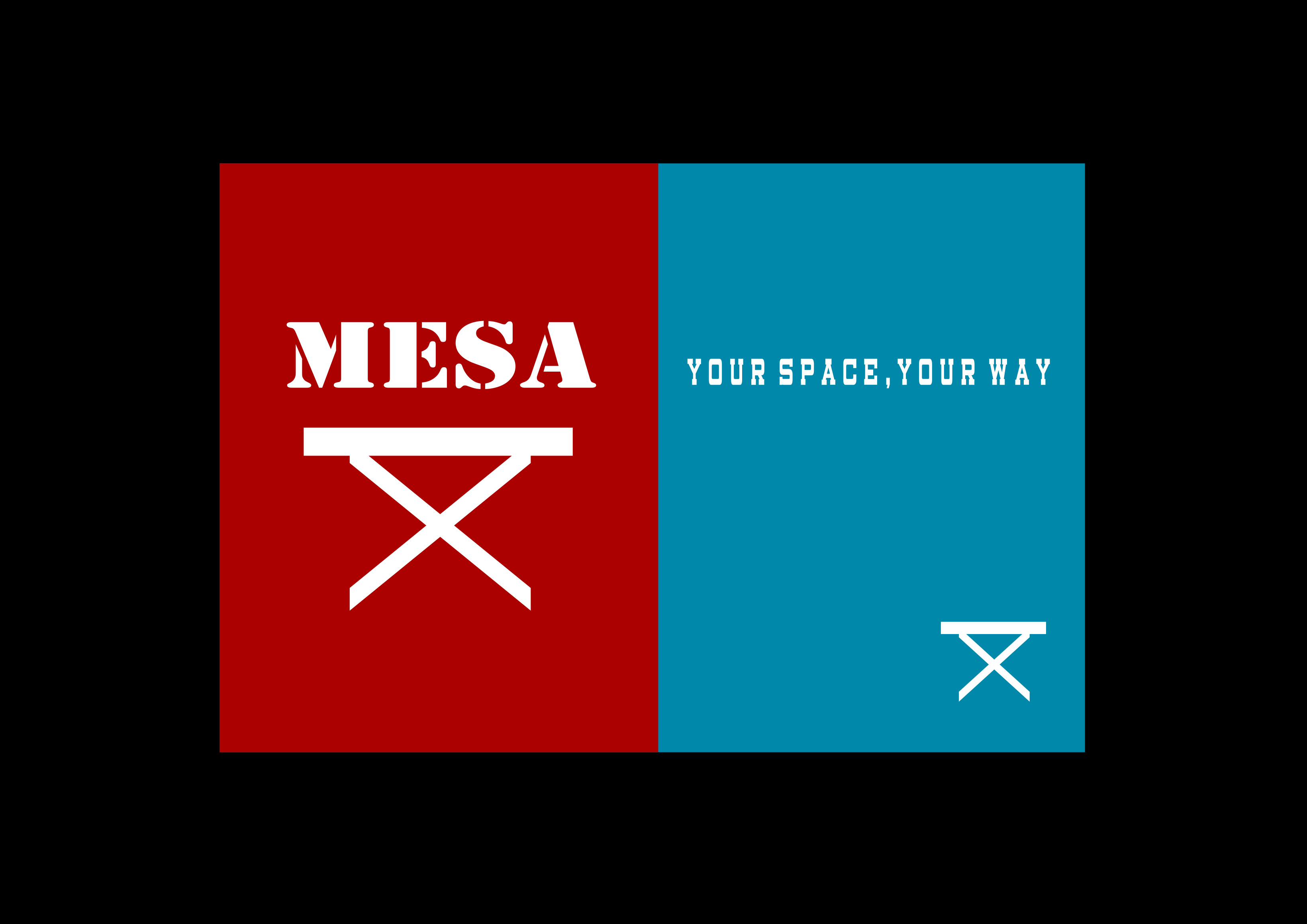 Logo Design by whoosef - Entry No. 53 in the Logo Design Contest Logo Design for Mesa.