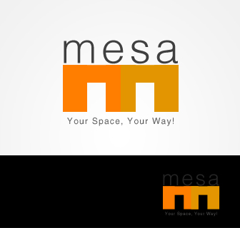 Logo Design by liboy - Entry No. 54 in the Logo Design Contest Logo Design for Mesa.