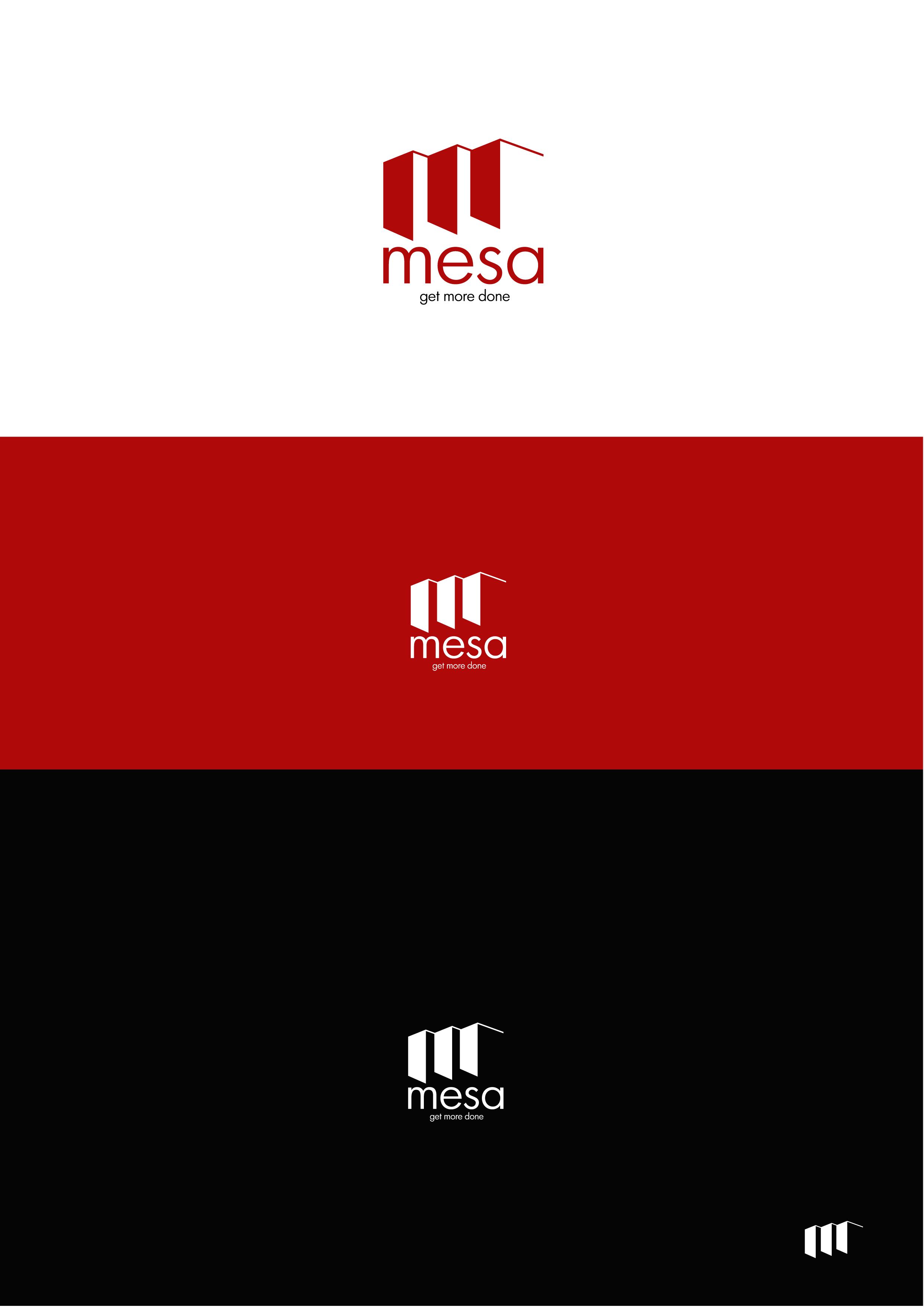 Logo Design by Osi Indra - Entry No. 56 in the Logo Design Contest Logo Design for Mesa.