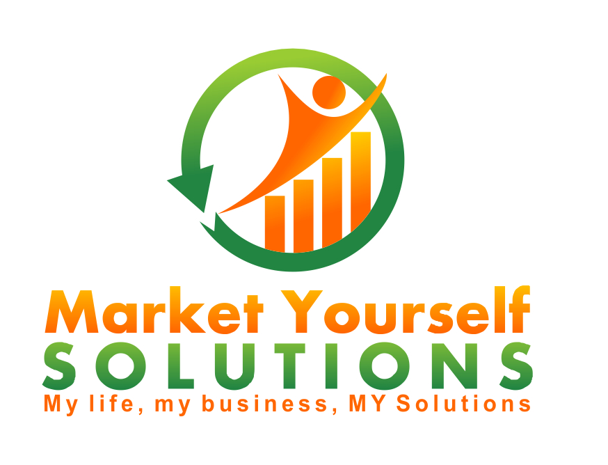 Logo Design by Roshan Maharjan - Entry No. 1 in the Logo Design Contest Fun Logo Design for Market Yourself Solutions.