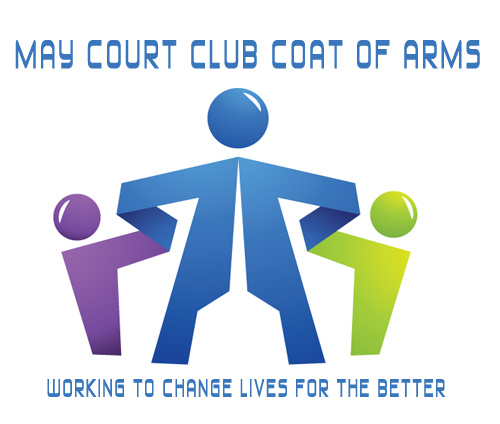 Logo Design by Zemzoumi Radouane - Entry No. 1 in the Logo Design Contest New Logo Design for MAY COURT CLUB OF BARRIE.