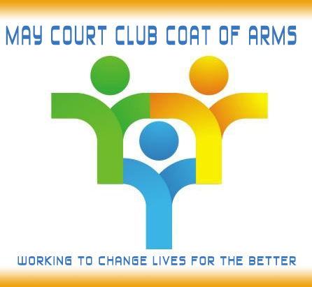 Logo Design by Zemzoumi Radouane - Entry No. 2 in the Logo Design Contest New Logo Design for MAY COURT CLUB OF BARRIE.