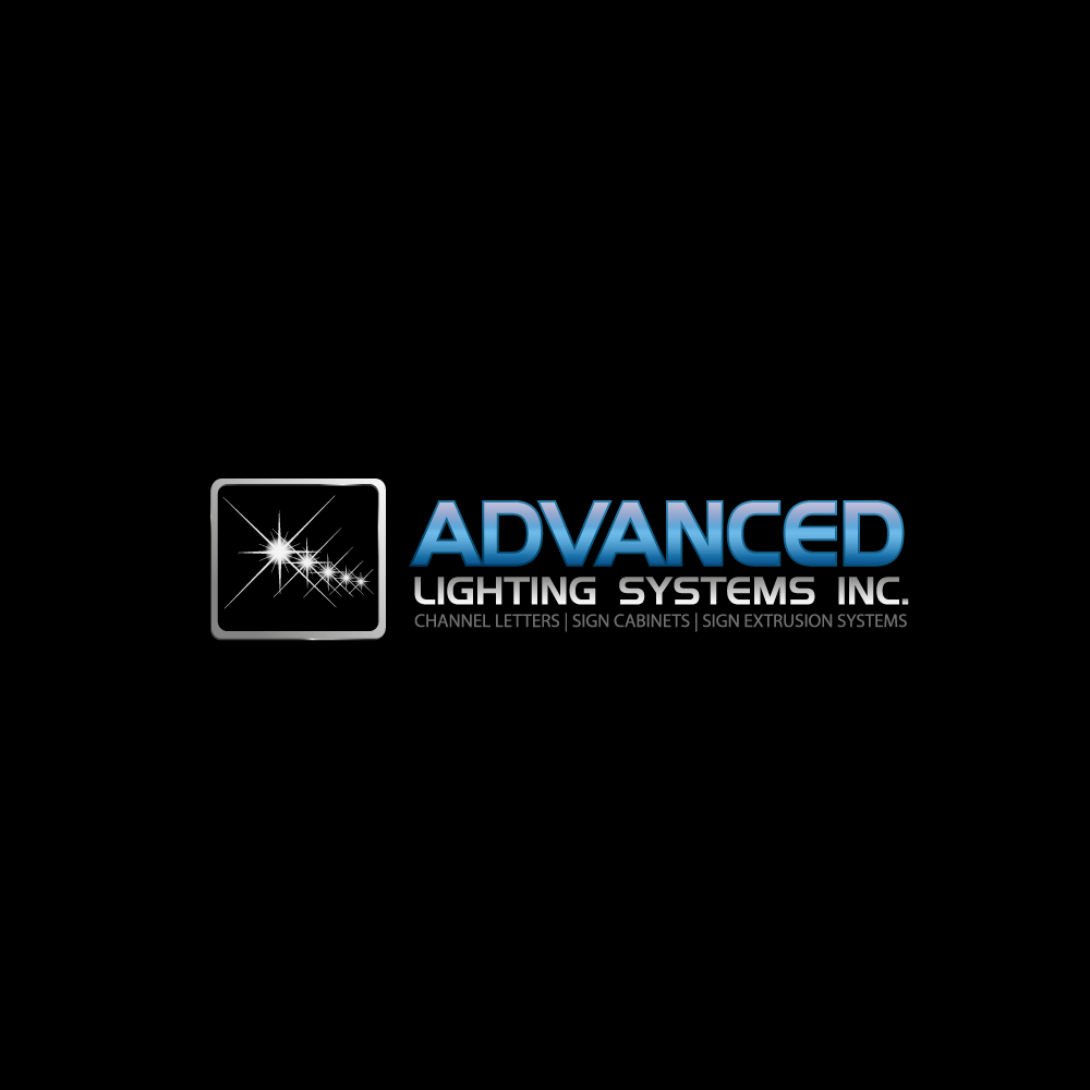 Logo Design by rockin - Entry No. 135 in the Logo Design Contest New Logo Design Needed for  Company Advanced Lighting Systems Inc..