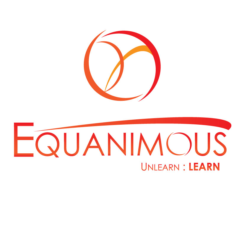 Logo Design by Jack  Wegert - Entry No. 404 in the Logo Design Contest Logo Design : EQUANIMOUS : Productivity | Learning | Design.