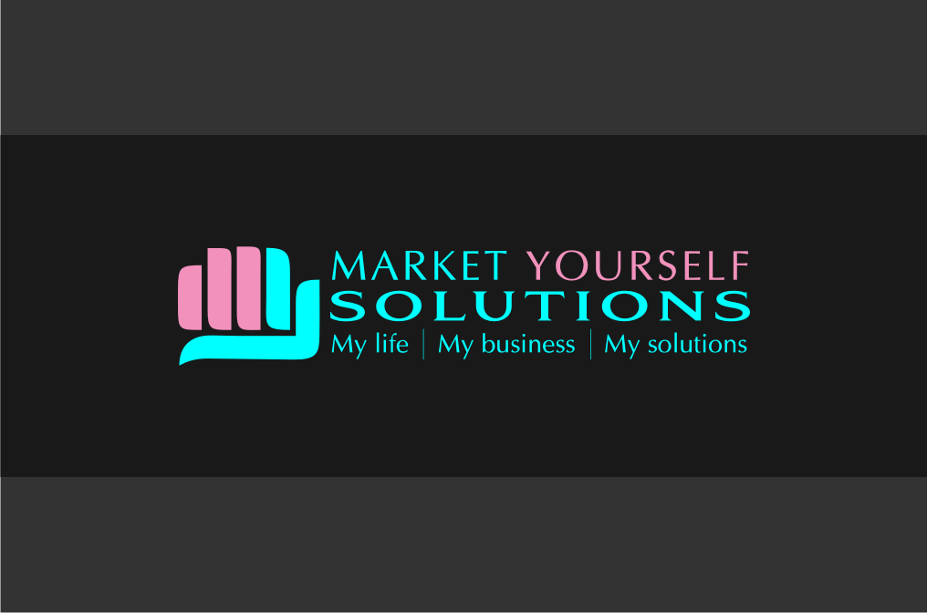 Logo Design by graphicleaf - Entry No. 6 in the Logo Design Contest Fun Logo Design for Market Yourself Solutions.