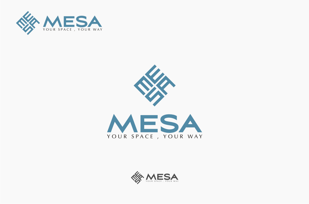 Logo Design by graphicleaf - Entry No. 69 in the Logo Design Contest Logo Design for Mesa.