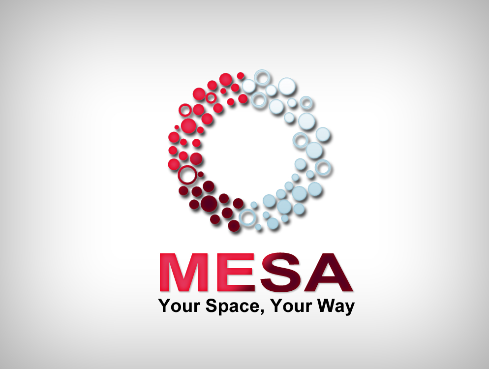 Logo Design by DOUMA AMINE - Entry No. 72 in the Logo Design Contest Logo Design for Mesa.