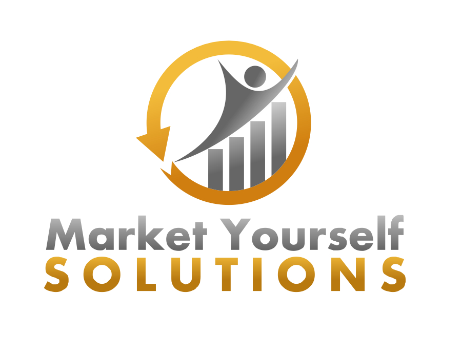 Logo Design by Roshan Maharjan - Entry No. 9 in the Logo Design Contest Fun Logo Design for Market Yourself Solutions.