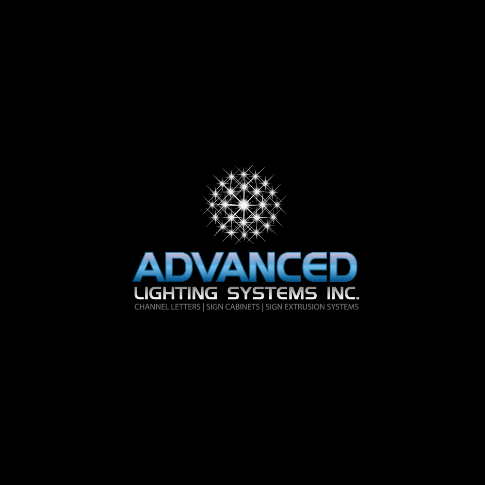 Logo Design by rockin - Entry No. 144 in the Logo Design Contest New Logo Design Needed for  Company Advanced Lighting Systems Inc..