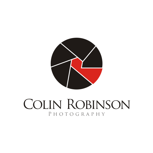 Logo Design by montoshlall - Entry No. 34 in the Logo Design Contest Colin Robinson Photography.