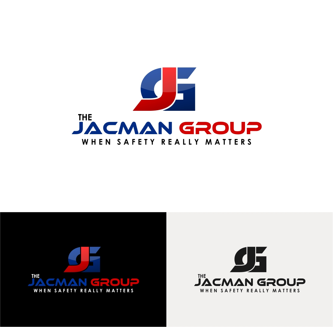 Logo Design by haidu - Entry No. 14 in the Logo Design Contest The Jacman Group Logo Design.
