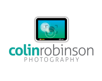 Logo Design by Desine_Guy - Entry No. 36 in the Logo Design Contest Colin Robinson Photography.