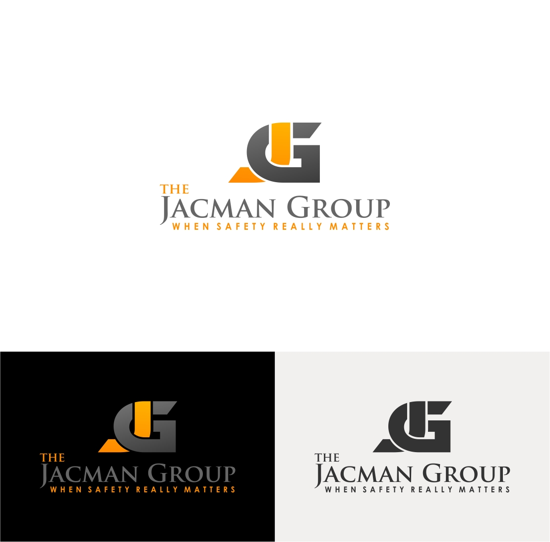 Logo Design by haidu - Entry No. 16 in the Logo Design Contest The Jacman Group Logo Design.