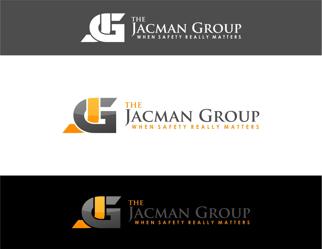 Logo Design by haidu - Entry No. 17 in the Logo Design Contest The Jacman Group Logo Design.