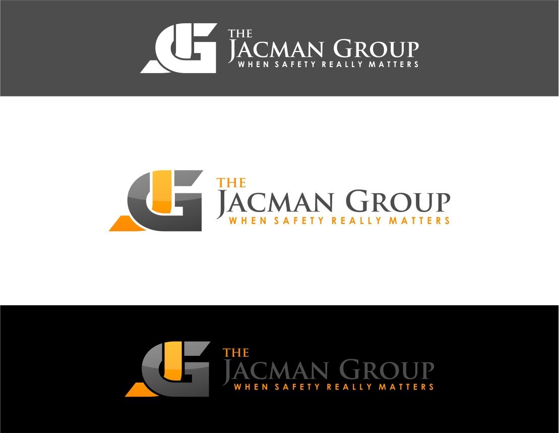 Logo Design by haidu - Entry No. 17 in the Logo Design Contest The Jacman Group Logo Design.