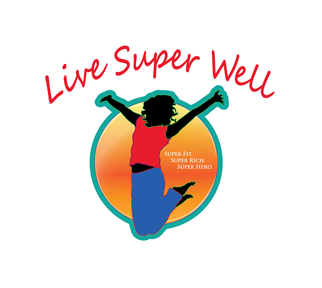 Logo Design by robken0174 - Entry No. 2 in the Logo Design Contest Unique Logo Design Wanted for Live Super Well.